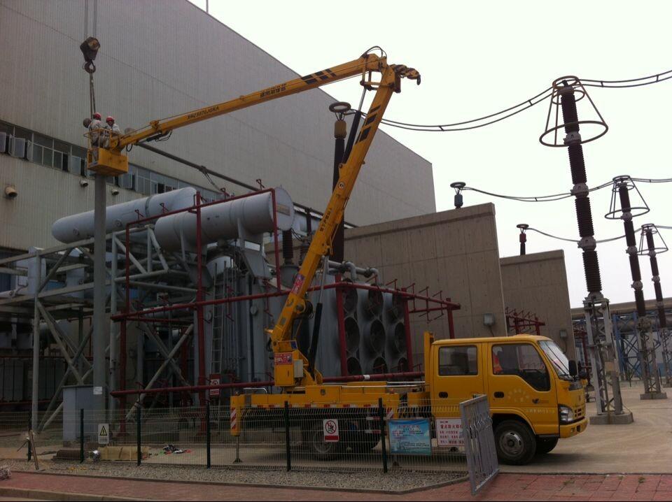 18米高空作业车出租电厂电力检修